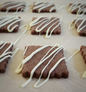 Chocolate Sweet Pastry Cookies
