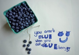 You Aren't Blue