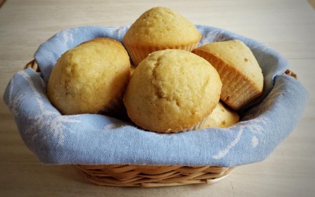 Honey Cornmeal Muffins