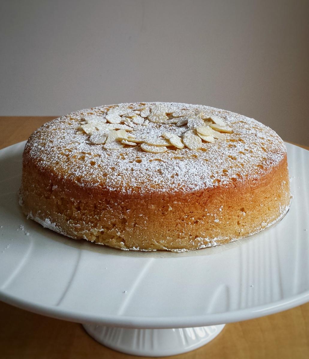 Marzipan Cake Tiny Sweet Tooth