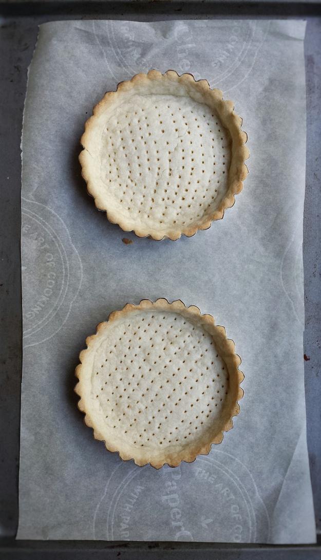 Baked Tart Shells