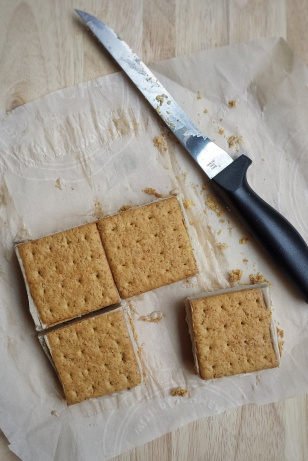 Peanut Butter Nice Cream Sandwiches